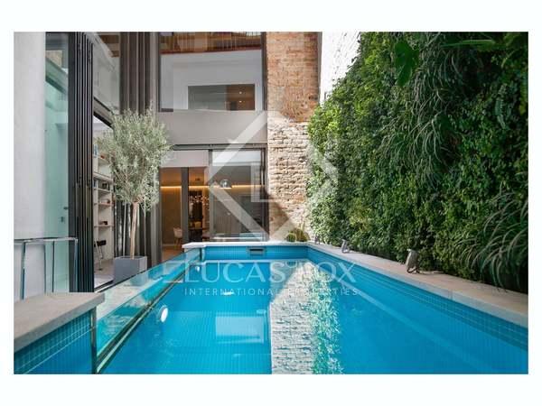 Квартира 139m², 25m² террасa на продажу в Побле Сек
