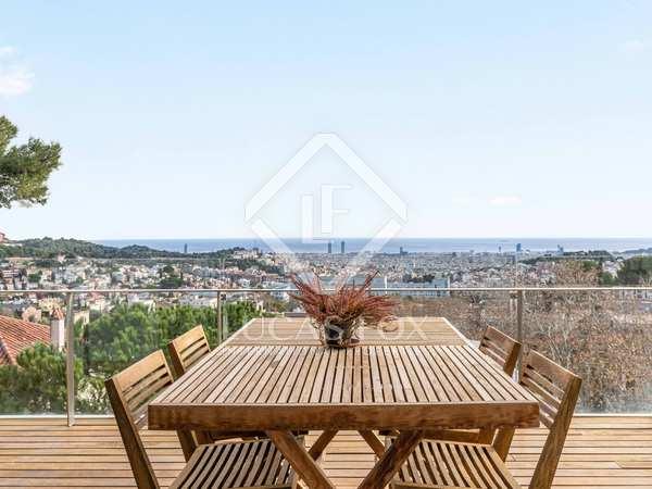 213m² Apartment with 125m² terrace for sale in Sant Gervasi - La Bonanova
