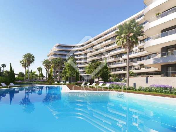 Appartement van 163m² te koop met 21m² terras in Centro / Malagueta