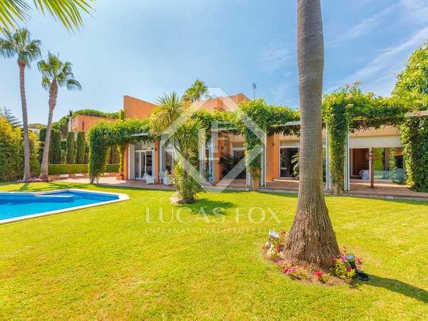 Дом / Вилла 505m² на продажу в S'Agaró, Коста Брава
