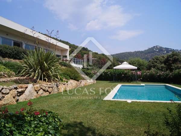 Begur villa to buy near Aiguablava on the Costa Brava