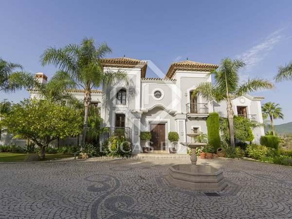 1,227m² Hus/Villa till salu i Benahavís, Costa del Sol