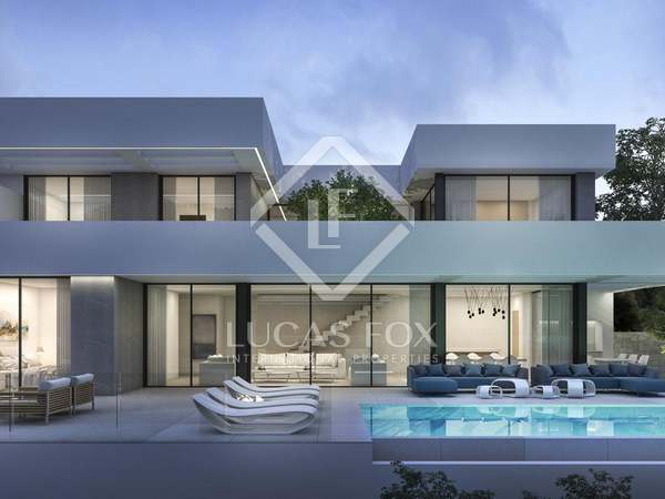 270m² House / Villa with 180m² terrace for sale in Moraira