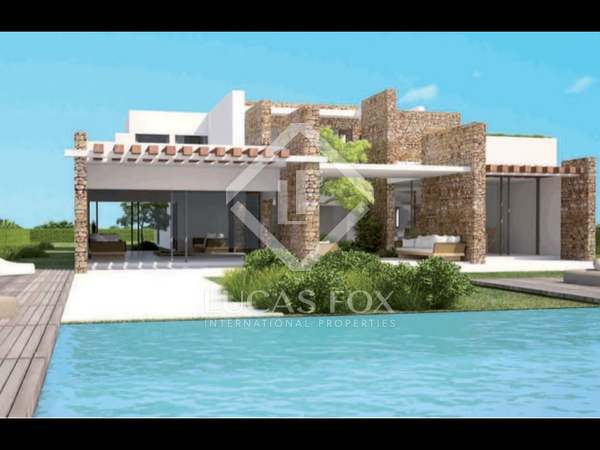 586 m² villa for sale in San José, Ibiza