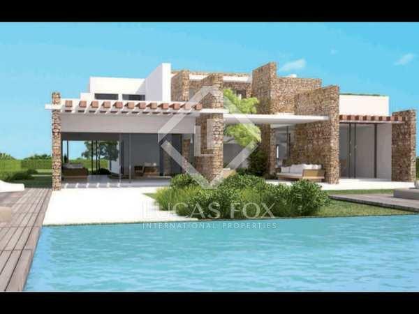 Villa de 586m² en venta en San José, Ibiza
