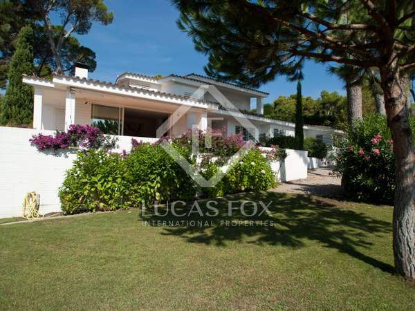 Costa Brava mansion for sale in Sant Antoni de Calonge