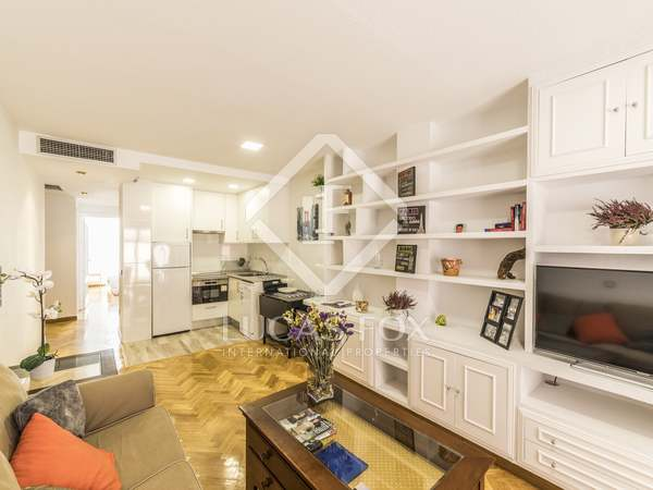 Piso de 90m² en alquiler en la calle Alameda, Madrid