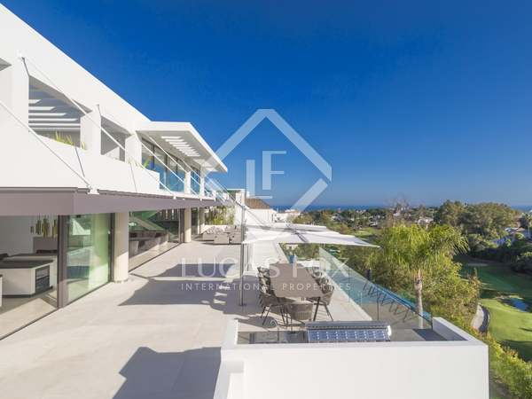 642m² House / Villa with 227m² terrace for sale in Benahavís