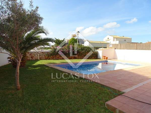 Huis / Villa van 250m² te koop in Ciudadela, Menorca