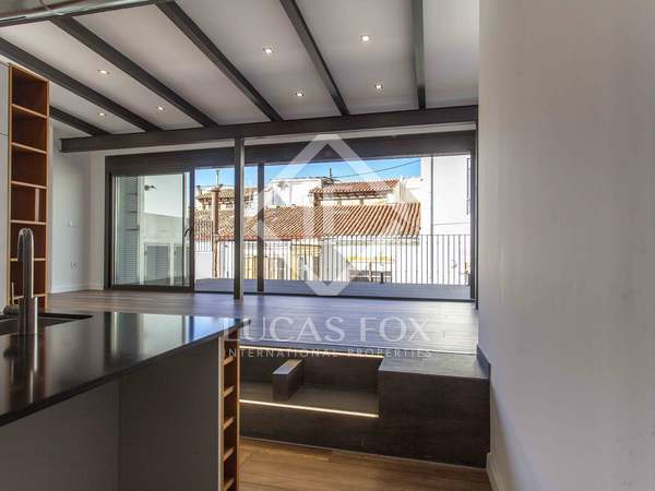 115m² Apartment with 50m² terrace for sale in Sant Francesc