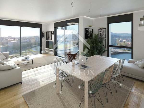 Ático de 151m² con 16m² terraza en venta en Pontevedra