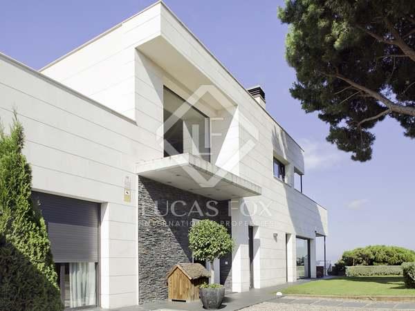Villa de 560m² en venta en Sant Andreu de Llavaneres