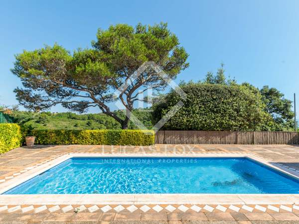 326m² House / Villa for sale in Begur Town, Costa Brava