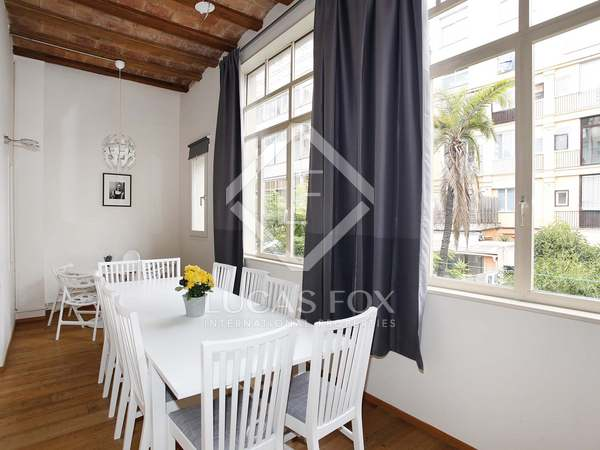 Appartement van 130m² te huur in Eixample Links, Barcelona