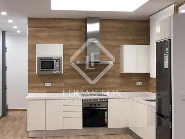 112 m² apartment for rent in Sant Francesc, Valencia