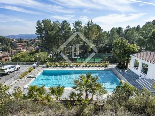 Modern house for sale in Bellaterra near to Barcelona city