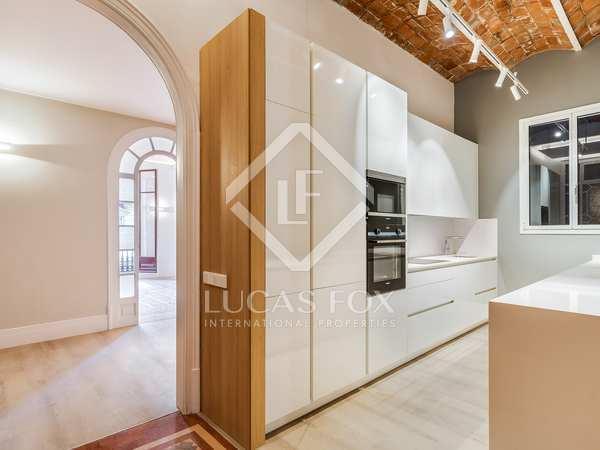 Квартира 101m², 8m² террасa на продажу в Правый Эшампле