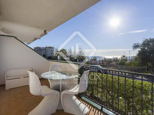 Appartement van 55m² te koop met 11m² terras in Sitges Town