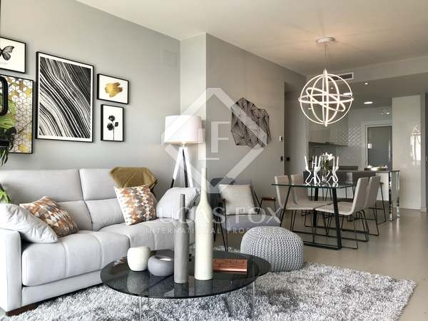 Appartement van 120m² te koop met 31m² terras in Finestrat