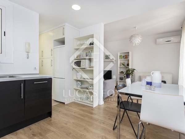 Appartement van 77m² te huur in Eixample Links, Barcelona