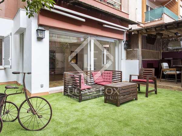 Apartmento de 155m² with 40m² terraço em aluguer em Sant Gervasi - La Bonanova