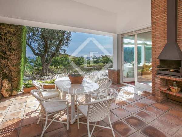 Huis / Villa van 263m² te koop in Teià, Maresme