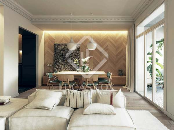 185m² Apartment for sale in Turó Park, Barcelona