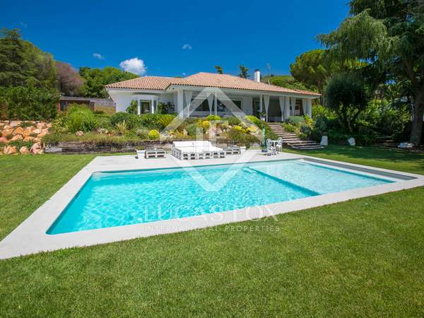 Casa / Vila de 511m² à venda em Sant Andreu de Llavaneres