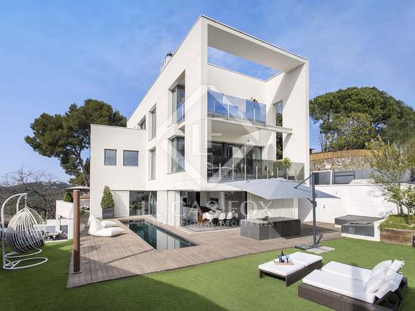 Villa de 650 m² en alquiler en Vallvidrera, Barcelona