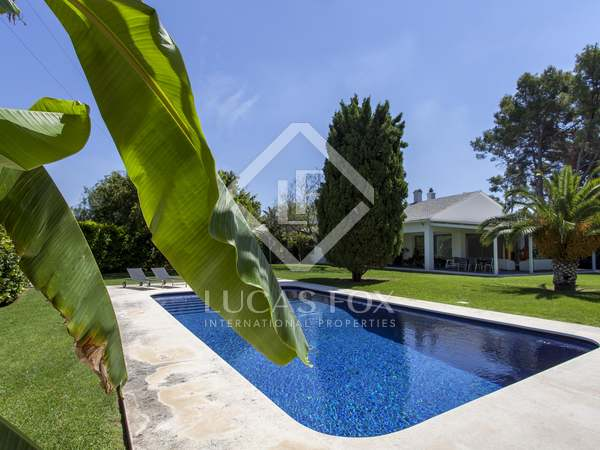 775m² House / Villa with 115m² terrace for sale in Godella / Rocafort