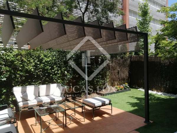 135m² Apartment with 60m² garden for sale in Pozuelo