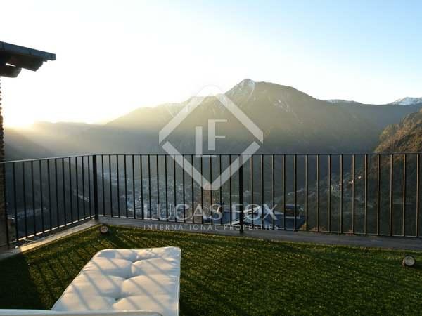 Maison / Villa de 190m² a vendre à Andorra la Vella avec 230m² terrasse