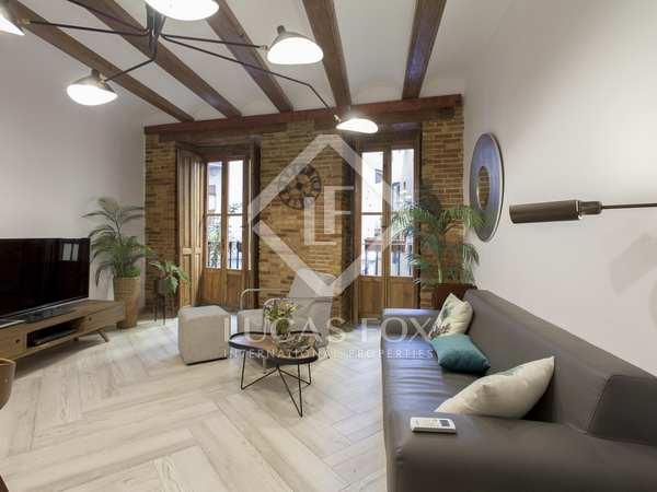 67m² Apartment for rent in El Carmen, Valencia