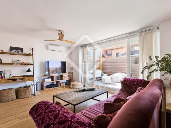 128m² Penthouse with 23m² terrace for sale in Sant Cugat