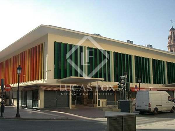 1,642m² Plot till salu i Ruzafa, Valencia