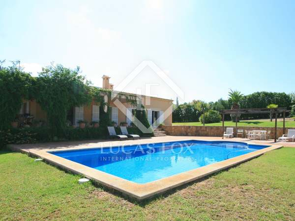 Villa for sale 15 minutes from the centre of Palma, Mallorca