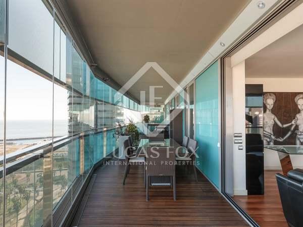 Piso de 110 m² con terraza, en venta en Diagonal Mar