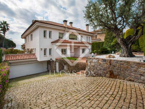 603m² luxury property for sale in Alella, Maresme