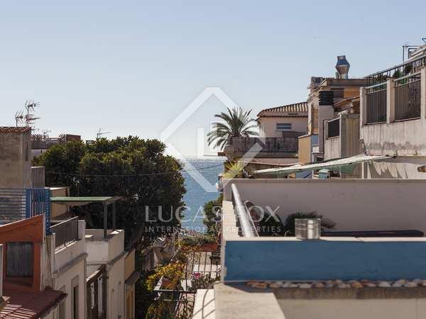 135m² Wohnung mit 26m² terrasse zum Verkauf in Sitges Town