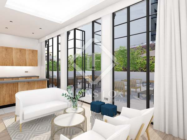 142m² Apartment with 91m² terrace for sale in Goya, Madrid