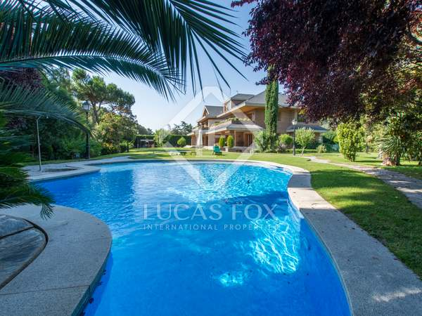 1,600m² House / Villa for sale in Pozuelo, Madrid