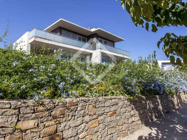 Villas a estrenar con terraza en venta en El Bosque, Godelleta