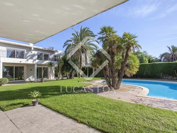 Casa / Villa de 560m² en alquiler en Godella / Rocafort