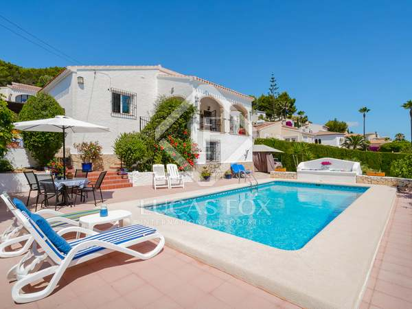 Huis / Villa van 140m² te koop in Jávea, Costa Blanca