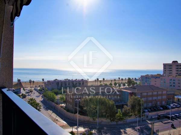 Appartement van 70m² te huur met 12m² terras in Patacona / Alboraya