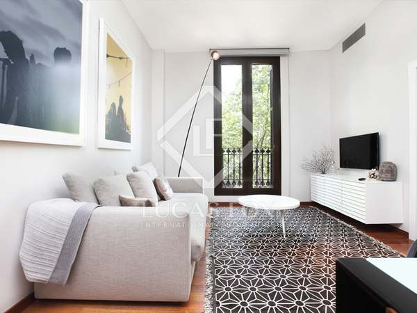 Designer apartment for rent in the Born, Barcelona Old Town