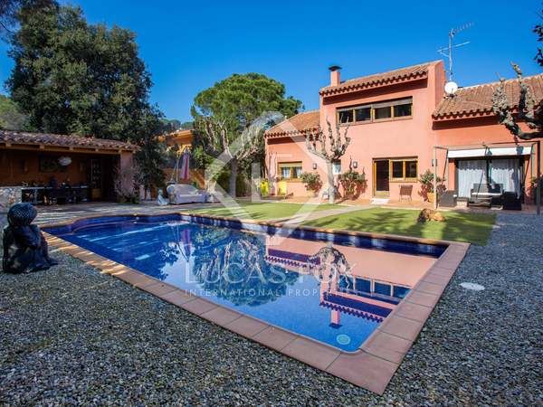 368m² House / Villa for sale in Sant Andreu de Llavaneres
