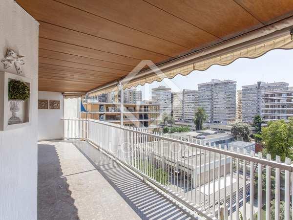 Apartmento de 225m² with 20m² terraço em aluguer em El Pla del Real