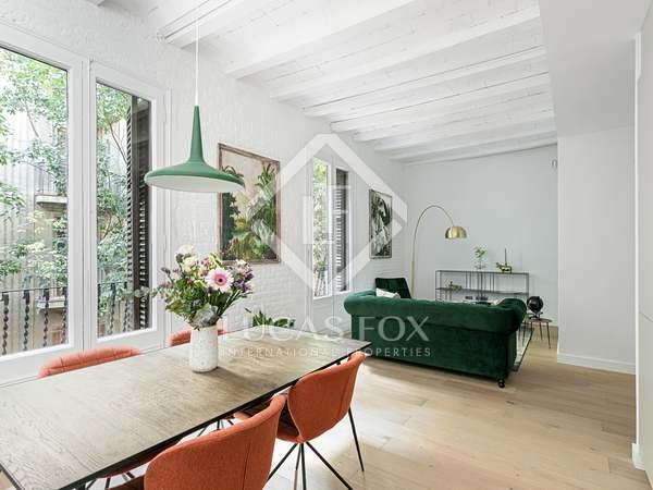 Квартира 85m² на продажу в Побле Сек, Барселона
