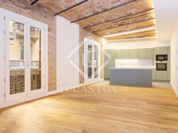 Piso de 142m² en venta en El Born, Barcelona